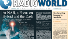 radio world cover jan 20 2021