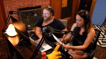Users of Radio.co at Shady Pines Radio