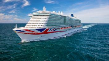 Iona, Carnival Corp., P&O Cruises, Herman IJsseling